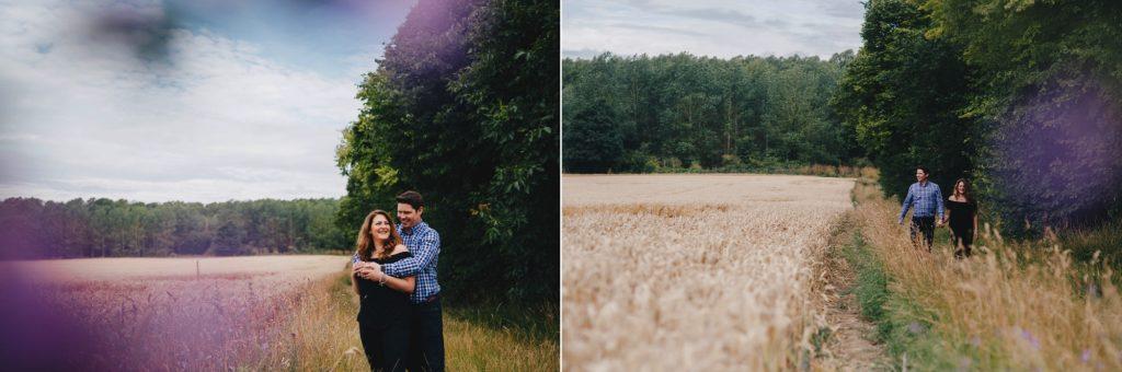 Suffolk Wedding Photographer - Engagement Shoot 004