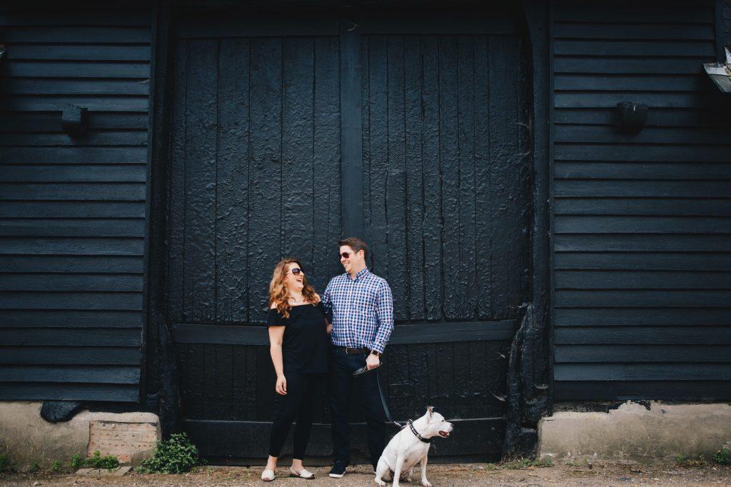 Suffolk Wedding Photographer - Engagement Shoot 005