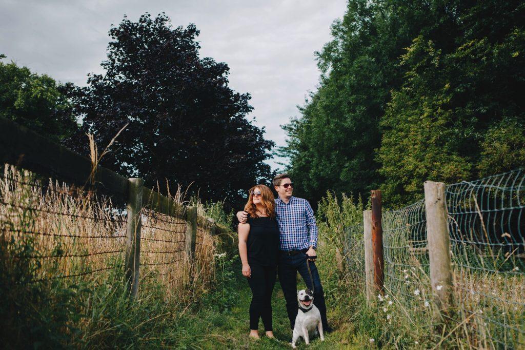 Suffolk Wedding Photographer - Engagement Shoot 006