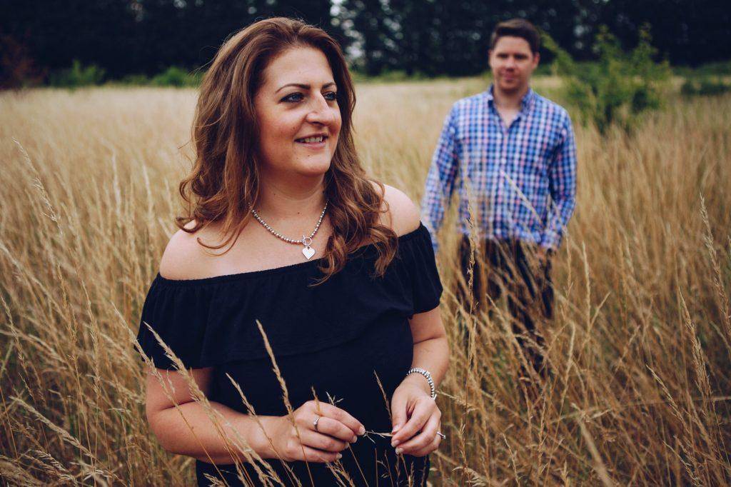 Suffolk Wedding Photographer - Engagement Shoot 011