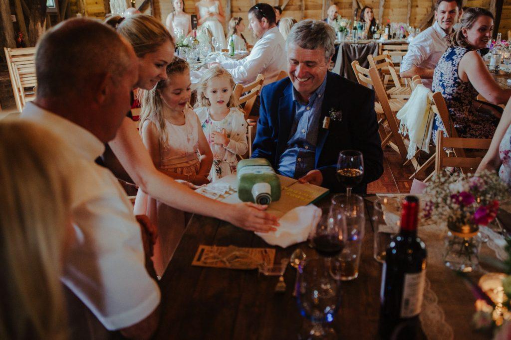 Odo's Barn Wedding Photographer