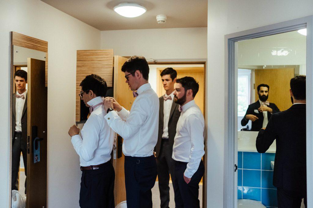 Barnston Lodge Wedding Photographer
