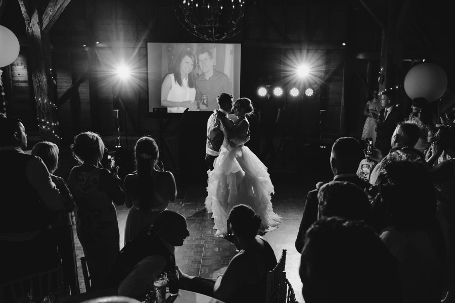 Odo's Barn Wedding Photographer