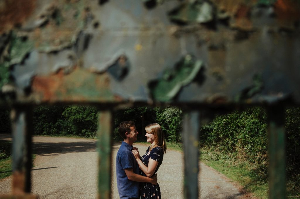 Rachel & James' Engagement Shoot 001