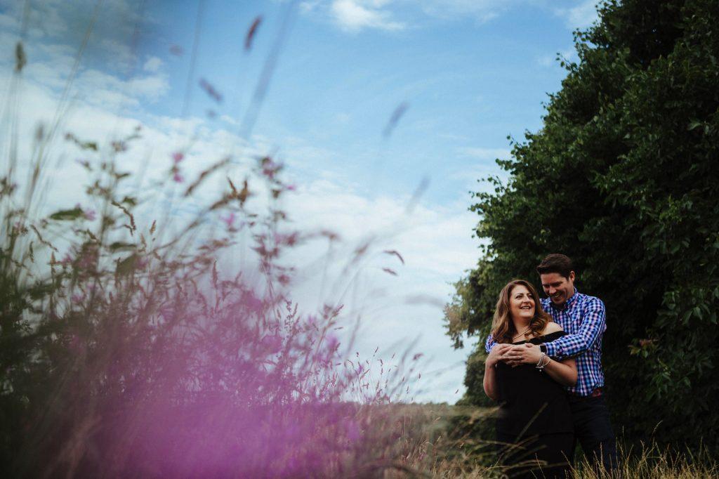 Suffolk Wedding Photographer - Engagement Shoot 002