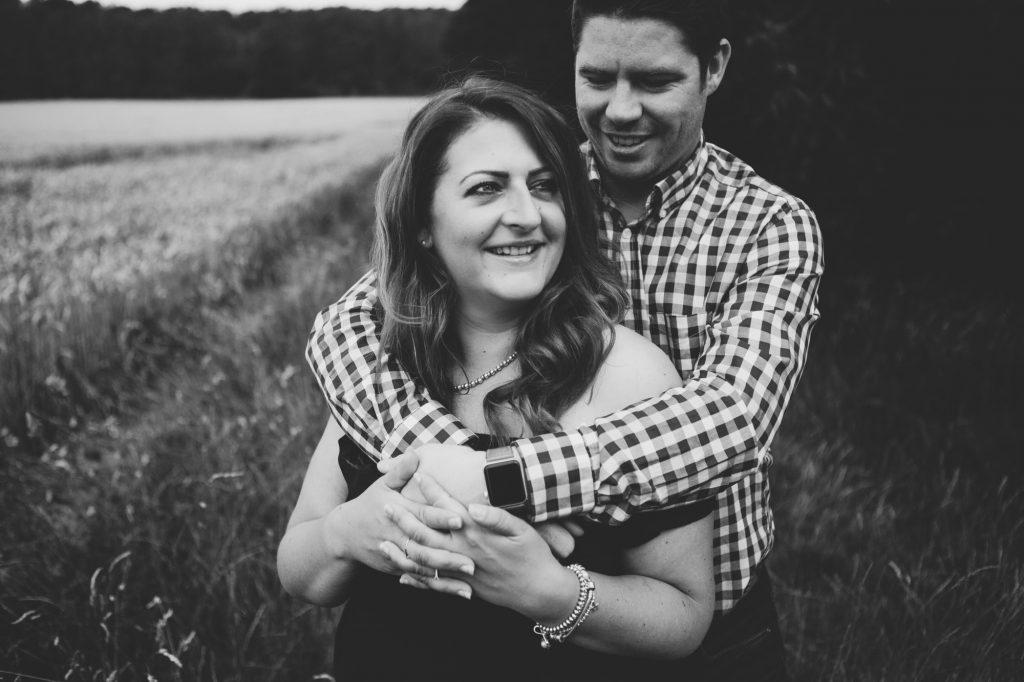 Suffolk Wedding Photographer - Engagement Shoot 003